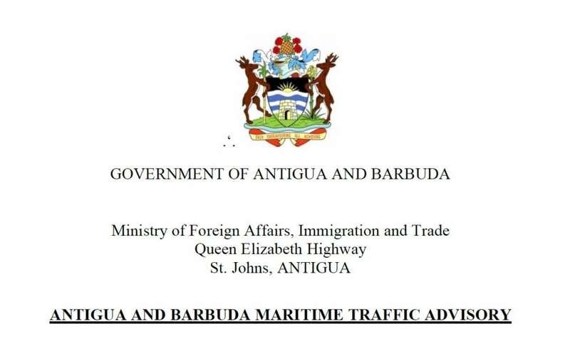 Updated Maritime Advisory