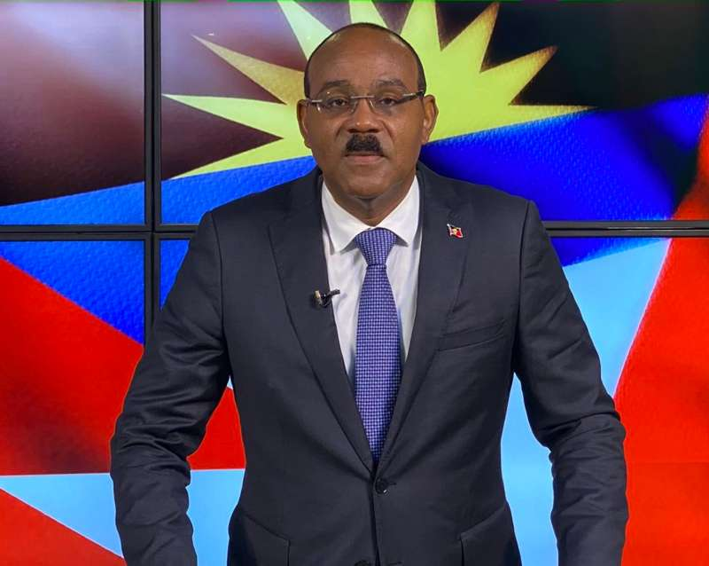 Antigua and Barbuda – Prime Minister Addresses General Debate, 75th Session