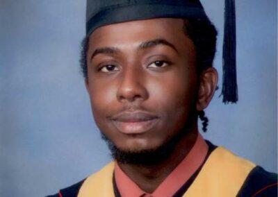 Dario Item News Antiguan students graduate from prestigious WPI with Distinction (1)