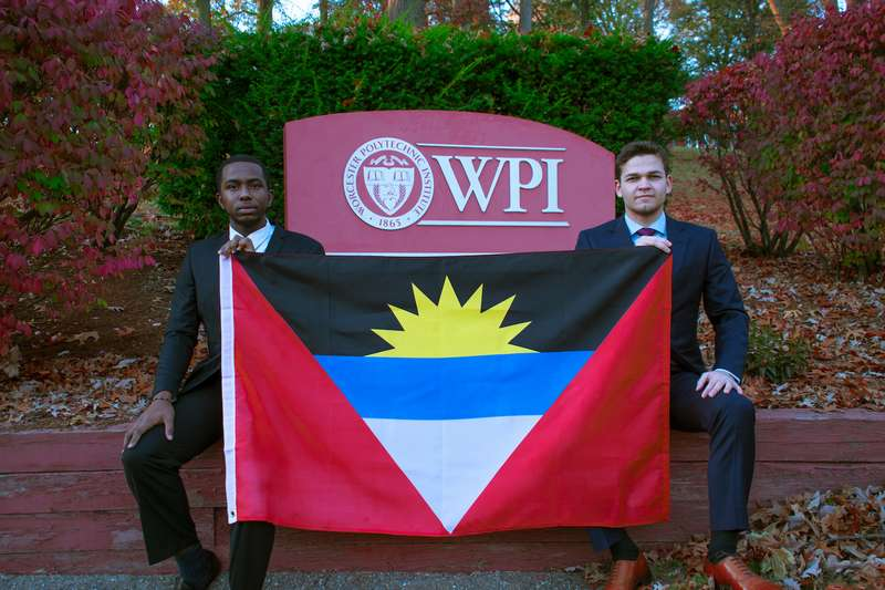 Antiguan students graduate from prestigious WPI with Distinction