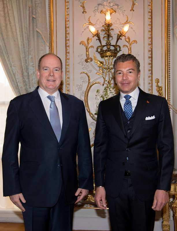 Ambassador Dario Item and the State of Antigua and Barbuda