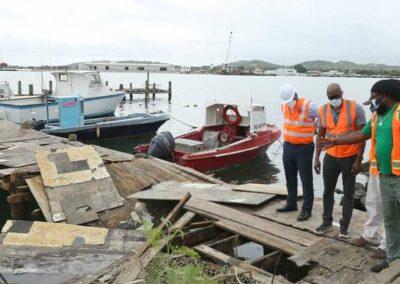 Dario Item News Work starts Monday on Keeling Point Pier (3)