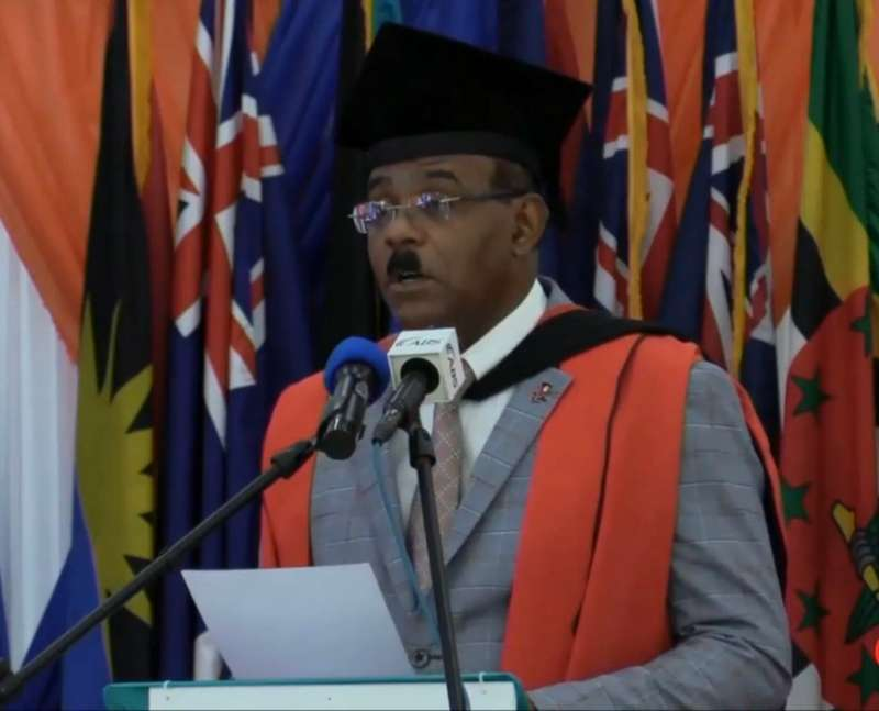 Keynote Address at the Inaugural Graduation Ceremony of the Five Islands Campus of the University of the West Indies