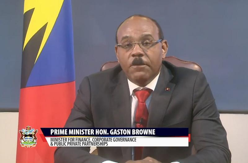 Address to the Nation by the Hon. Gaston A. Browne – 9th August 2021