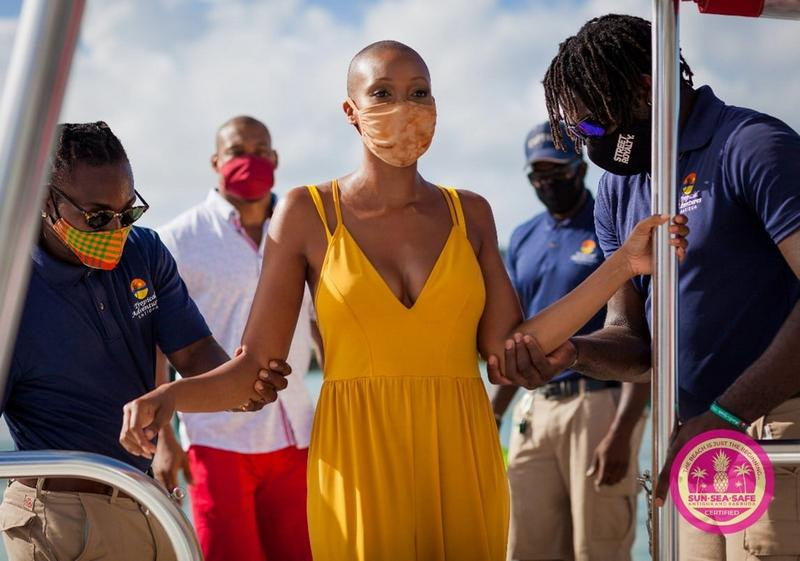 Tourism stay-over arrivals in Antigua and Barbuda for the month of July have surpassed pre-covid levels