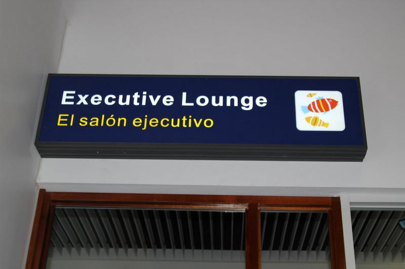Travelers pampered as Executive Lounge at VC Bird International reopens